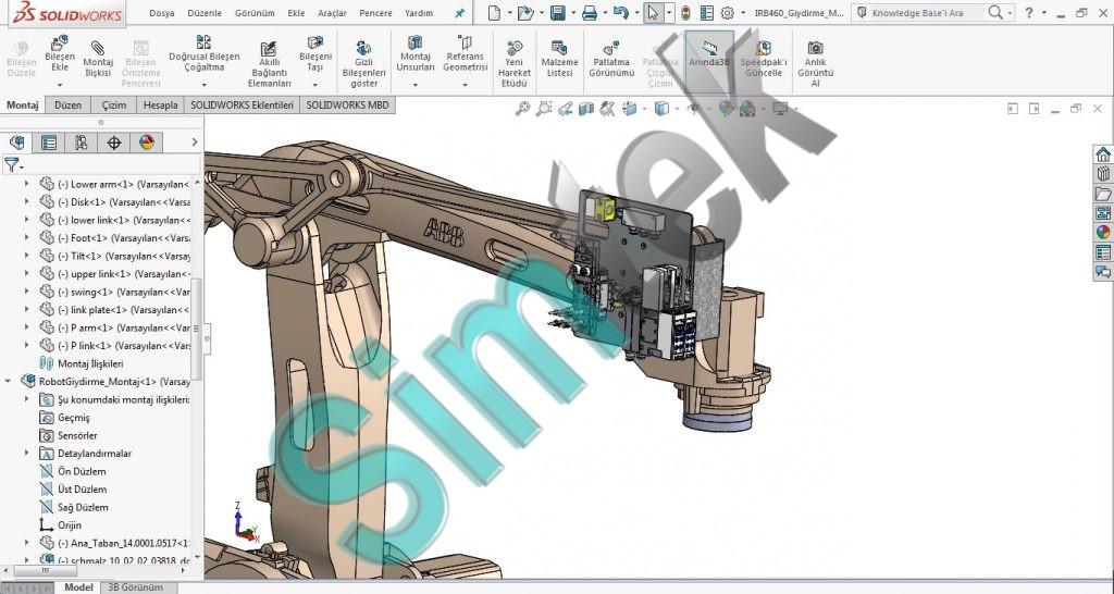 Robot Tasarım 4
