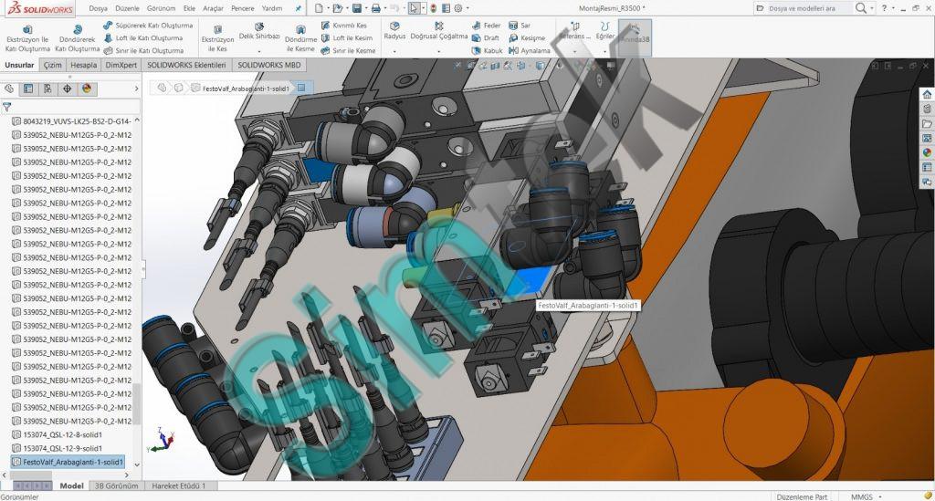 Robot Tasarım - Giydirme 3